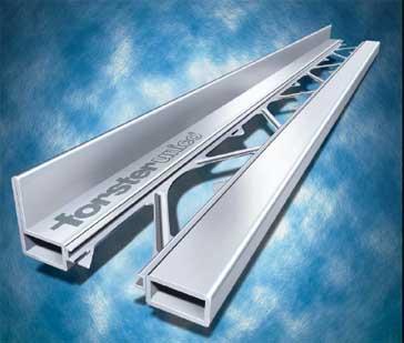 scheda tecnica profilati in acciaio forster unico
